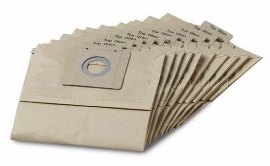Бумажные фильтр мешки (двухслойные) для пылесоса Т 12/1 цена и фото
