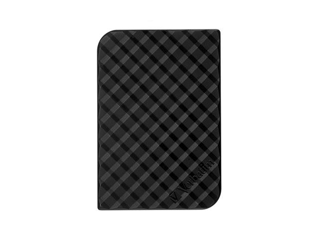 Внешний жесткий диск Store 'n' Go Style 1ТБ (53194), черный внешний жесткий диск store n go style 1тб 53194 черный