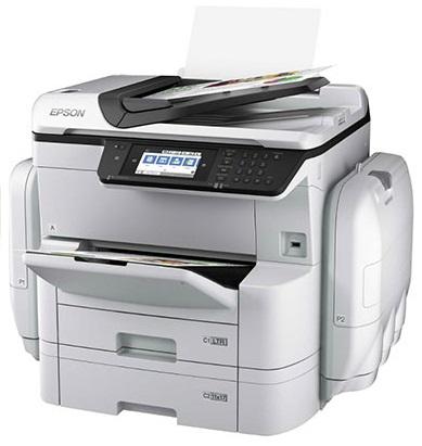 WorkForce Pro WF-C869RDTWF original cc03main mainboard main board for epson l455 l550 l551 l555 l558 wf 2520 wf 2530 printer formatter