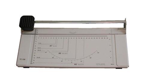 Резак для бумаги Cyklos TC 330 фото