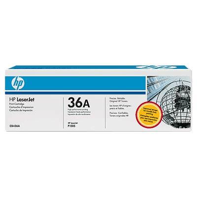 цена на Тонер-картридж HP CB436A