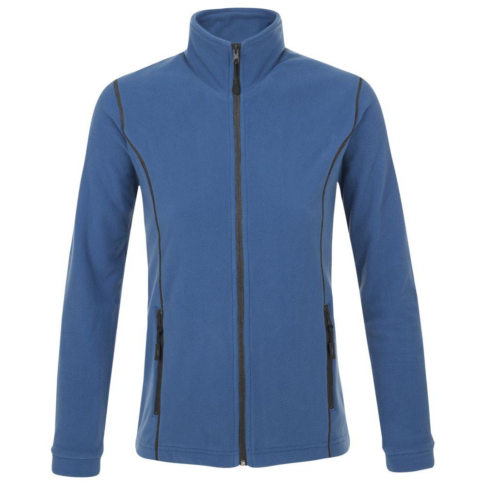 Куртка женская NOVA WOMEN 200, синяя с серым, размер XXL фото