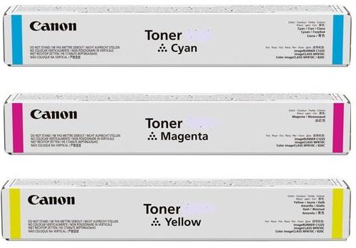 Фото - Тонер Canon C-EXV 54 Yellow (1397C002) тонер canon c exv17y для irc4080i 4580i желтый 30000 страниц