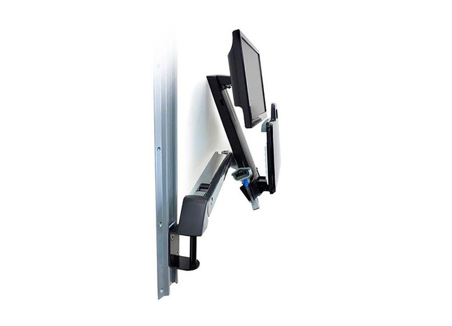 Купить Крепление, Ergotron «Рука» StyleView без рабочей поверхности (45-266-026), чёрное