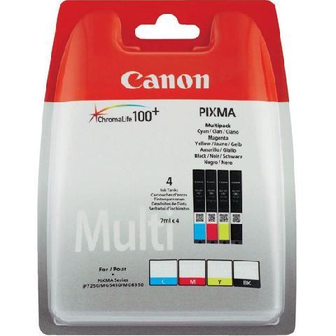 Фото - Набор Canon CLI-451 C/M/Y/BK MULTIPACK (6524B004) кухонный набор bekker bk 3234