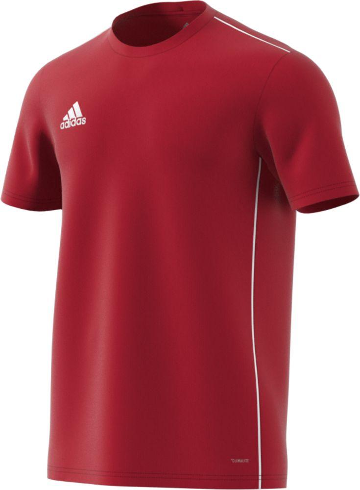 Футболка Core 18 JSY, красная, размер 3XL цена 2017