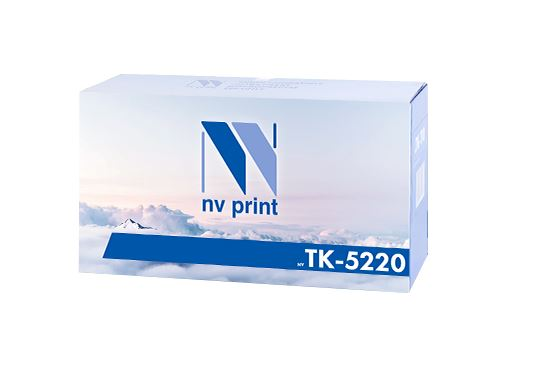 Фото - Картридж NV Print TK-5220C картридж nv print tk 8315c для