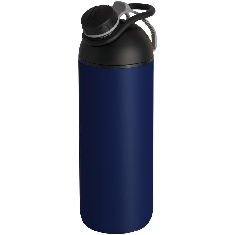 Бутылка для воды fixFlask, синяя бутылка для воды fixflask синяя