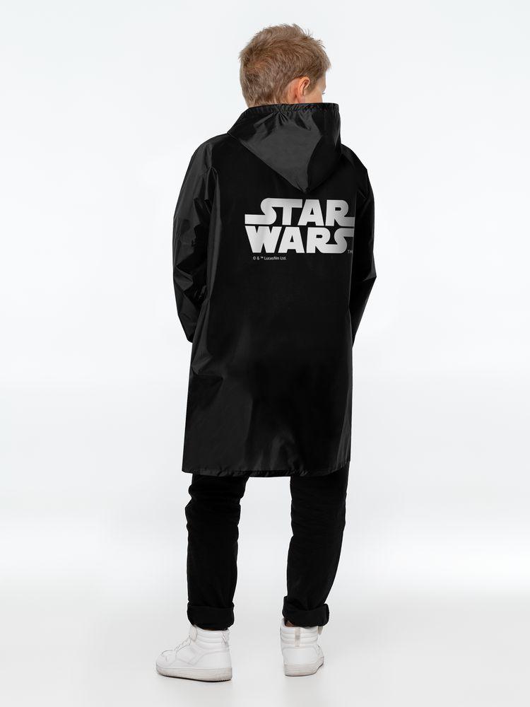 Фото - Дождевик детский Star Wars, черный, 7-9 лет сувенир пингвин 9 5х9х17см star craft