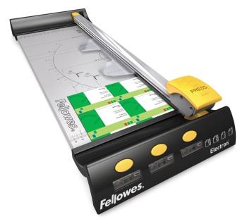 Fellowes Electron A3 резак сабельный fellowes® stellar a3 20 листов длина резки 455 мм safecut™guard