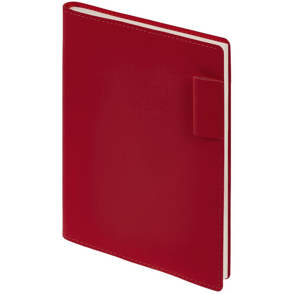 Ежедневник Tact, недатированный, красный