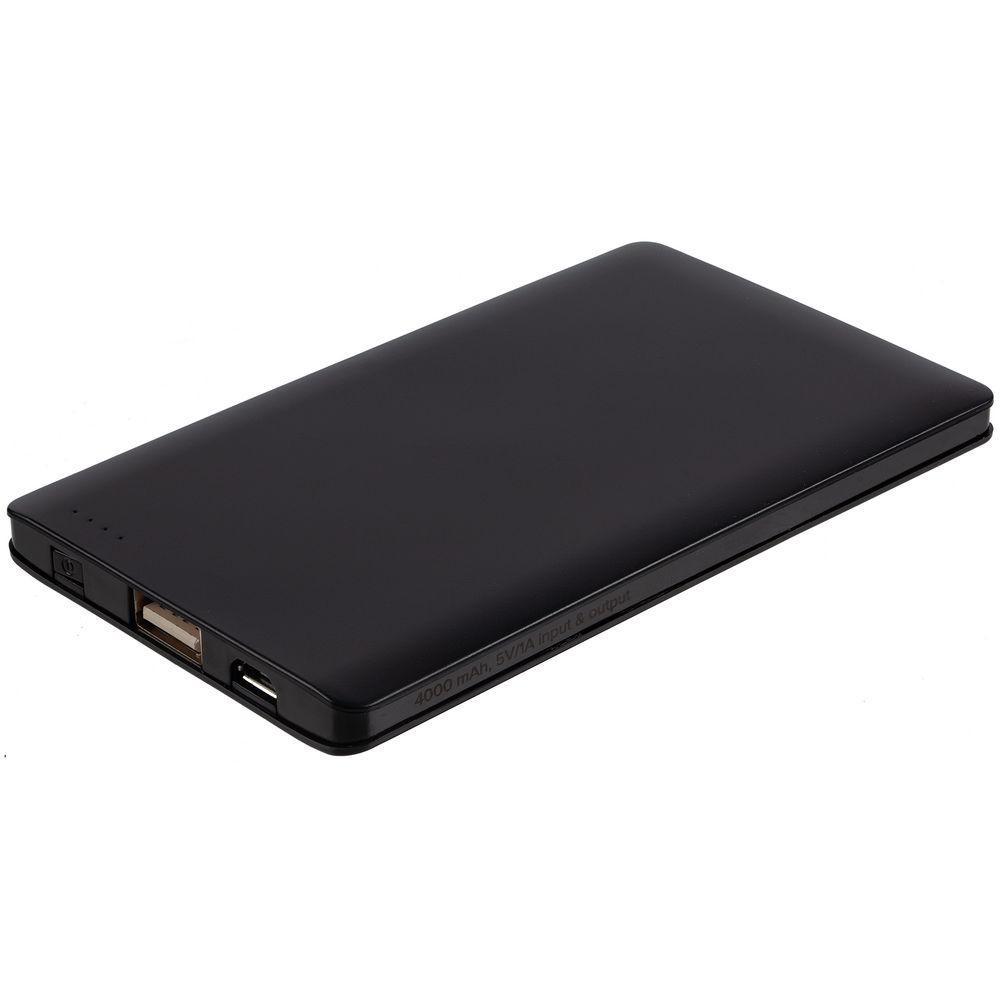 Фото - Внешний аккумулятор Easy Trick, 4000 мАч, черный внешний аккумулятор usams us cd123 5000mah черный