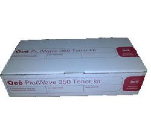 Фото - Тонер PlotWave 340/360 (2х0,400 кг) (6826B003) автокресло zlatek колибри 0 13 кг коричневое kres 0181