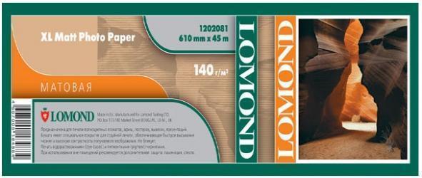 Бумага XL Matt Paper, ролик 914мм*50,8 мм, 140 г/м2 140 page note paper creative fruit design