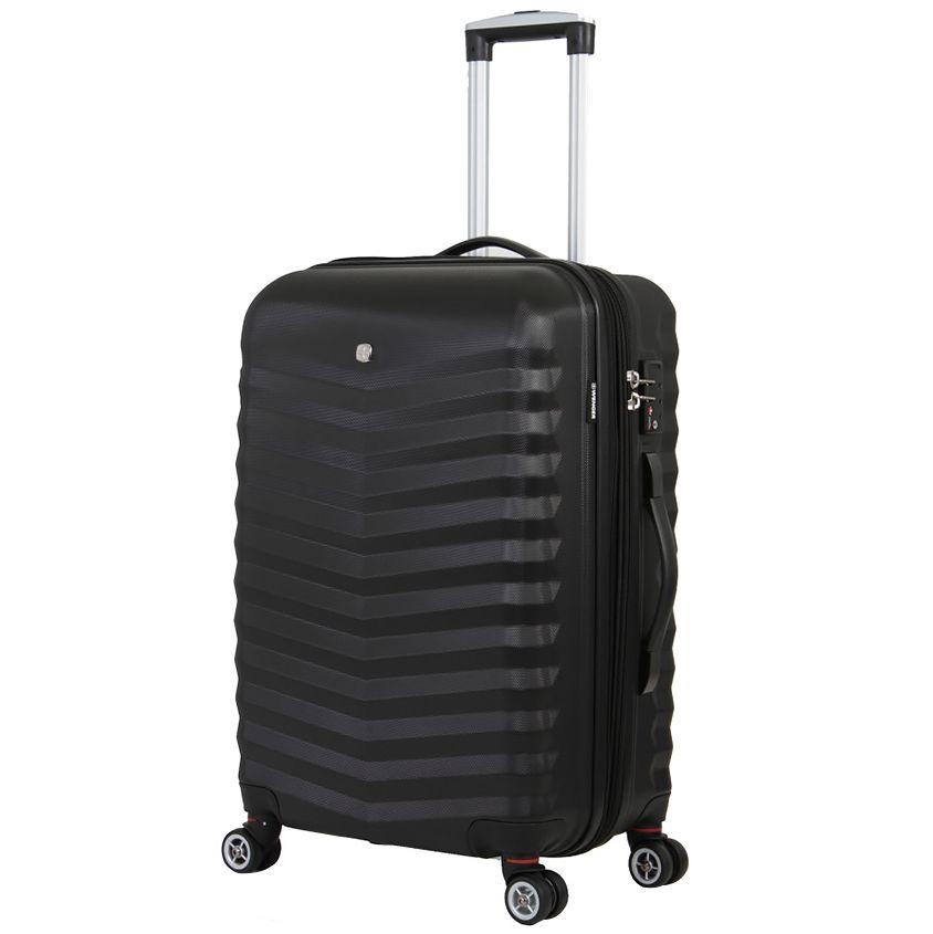 Фото - Чемодан Fribourg, черный чемодан