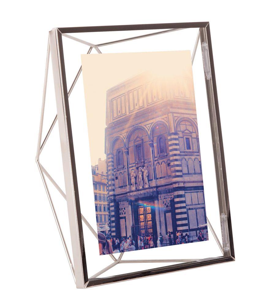Фото - Фоторамка Prisma, большая, хром фоторамка glitter frame