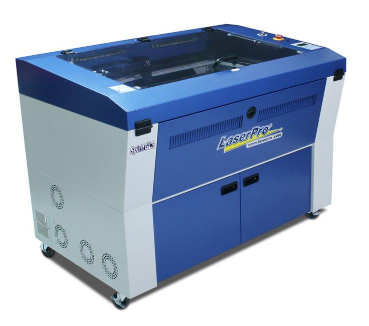 Лазерный гравировальный станок GCC LaserPro Spirit GLS 100 W фото