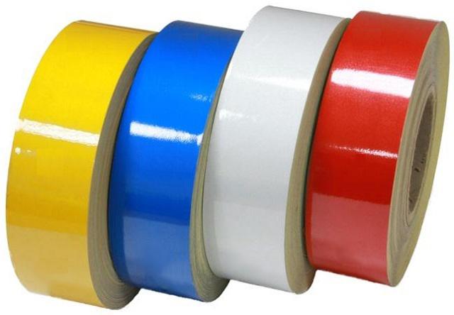 Фото - RF4550 для столбиков ограждения, красная 0.05x45.7 м oralite reflexite vc104 curtain grade segmented для мягкого тента сегментированная белая 0 05x50 м