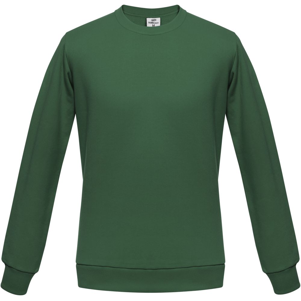 Куртка Unit Tulun, темно-зеленая, размер L