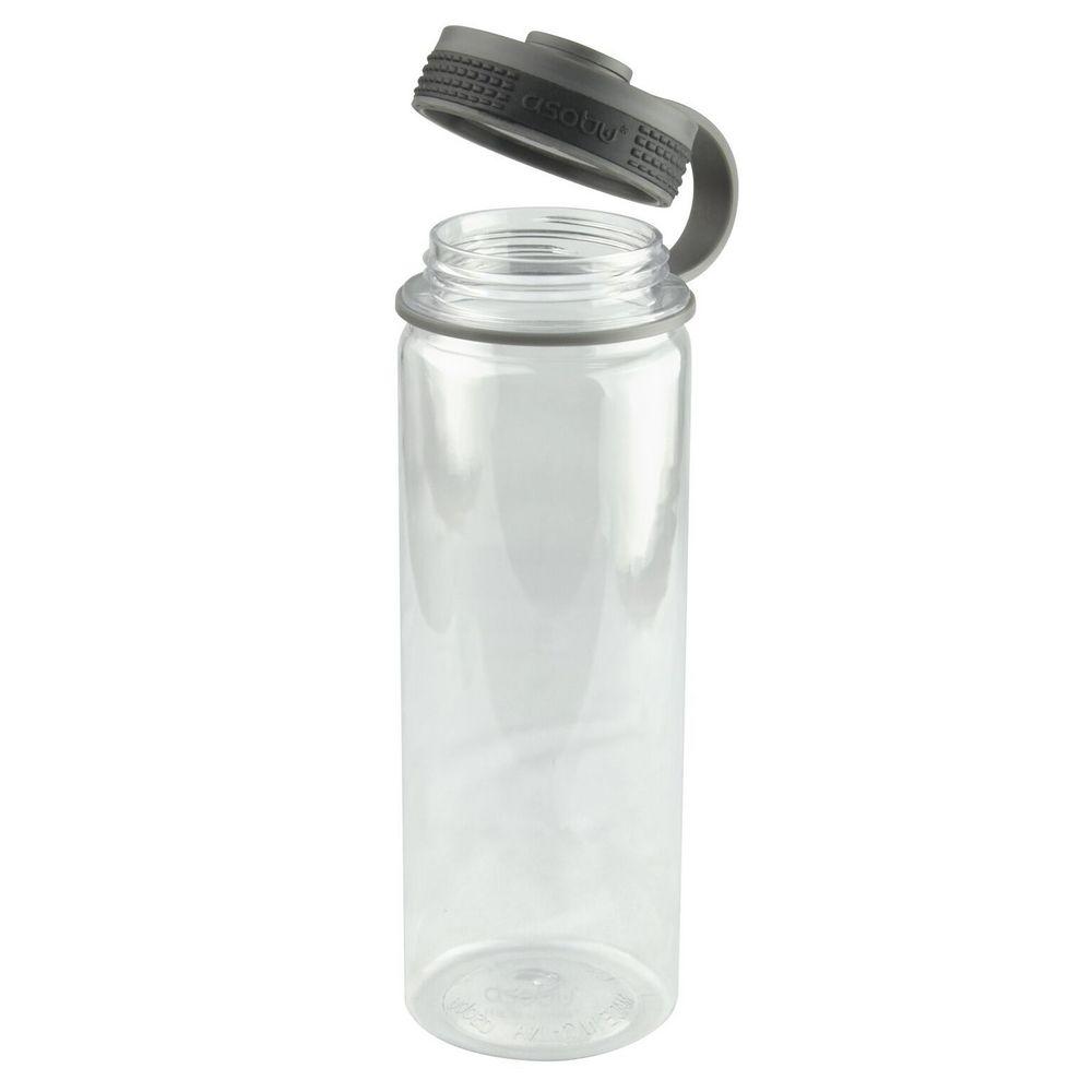 Спортивная бутылка Pinnacle Sports, прозрачная