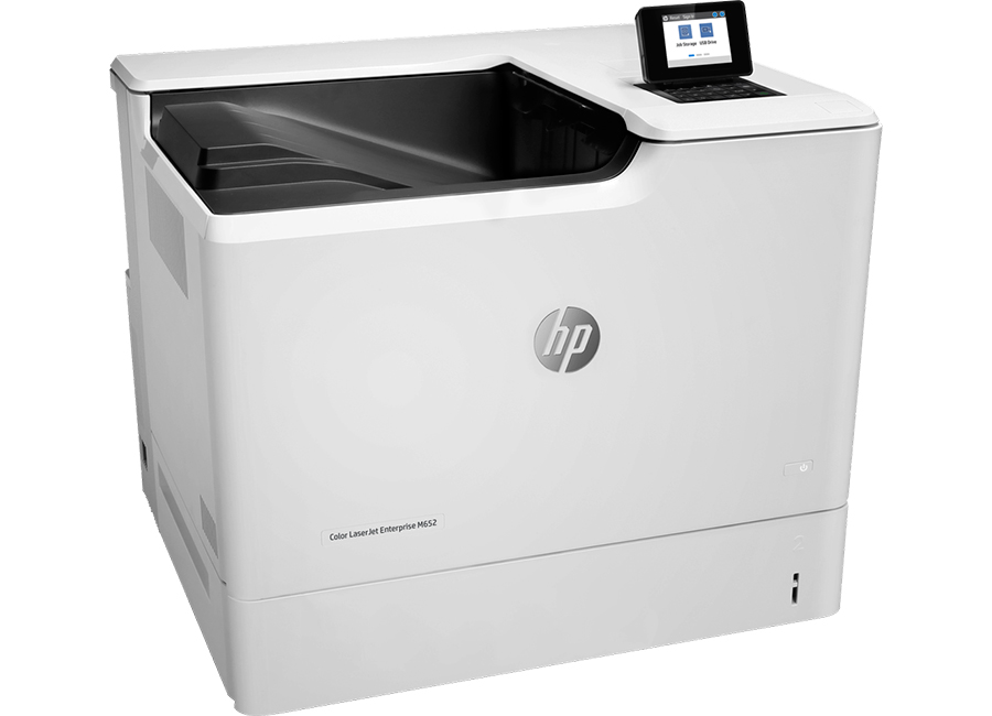 HP Color LaserJet Ent M652n Printer (J7Z98A)