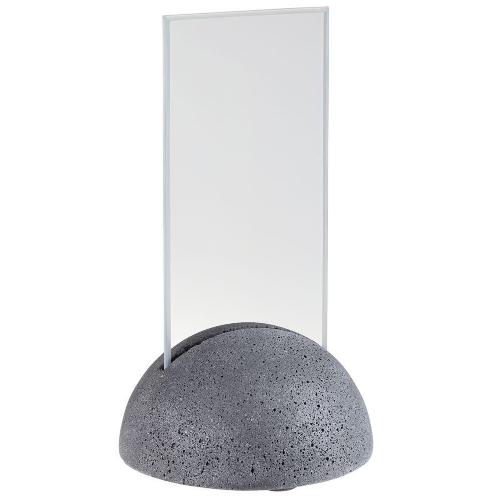Стела Moon Globe, темно-серая