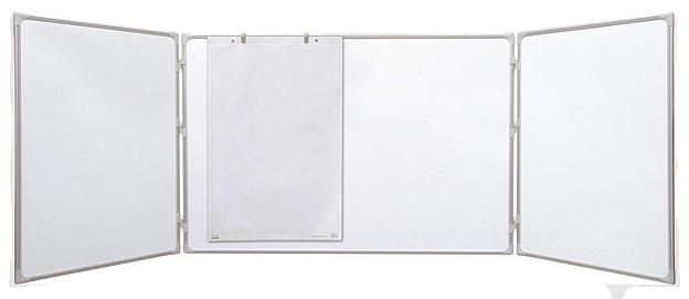 Купить Магнитно-маркерная доска, TRS96 90120x60 см, 2x3