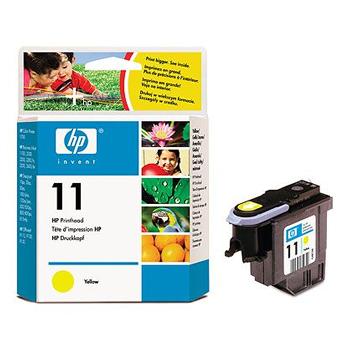 Фото - Печатающая головка HP Printhead №11 Yellow (C4813A) hp latex printhead cleaning kit