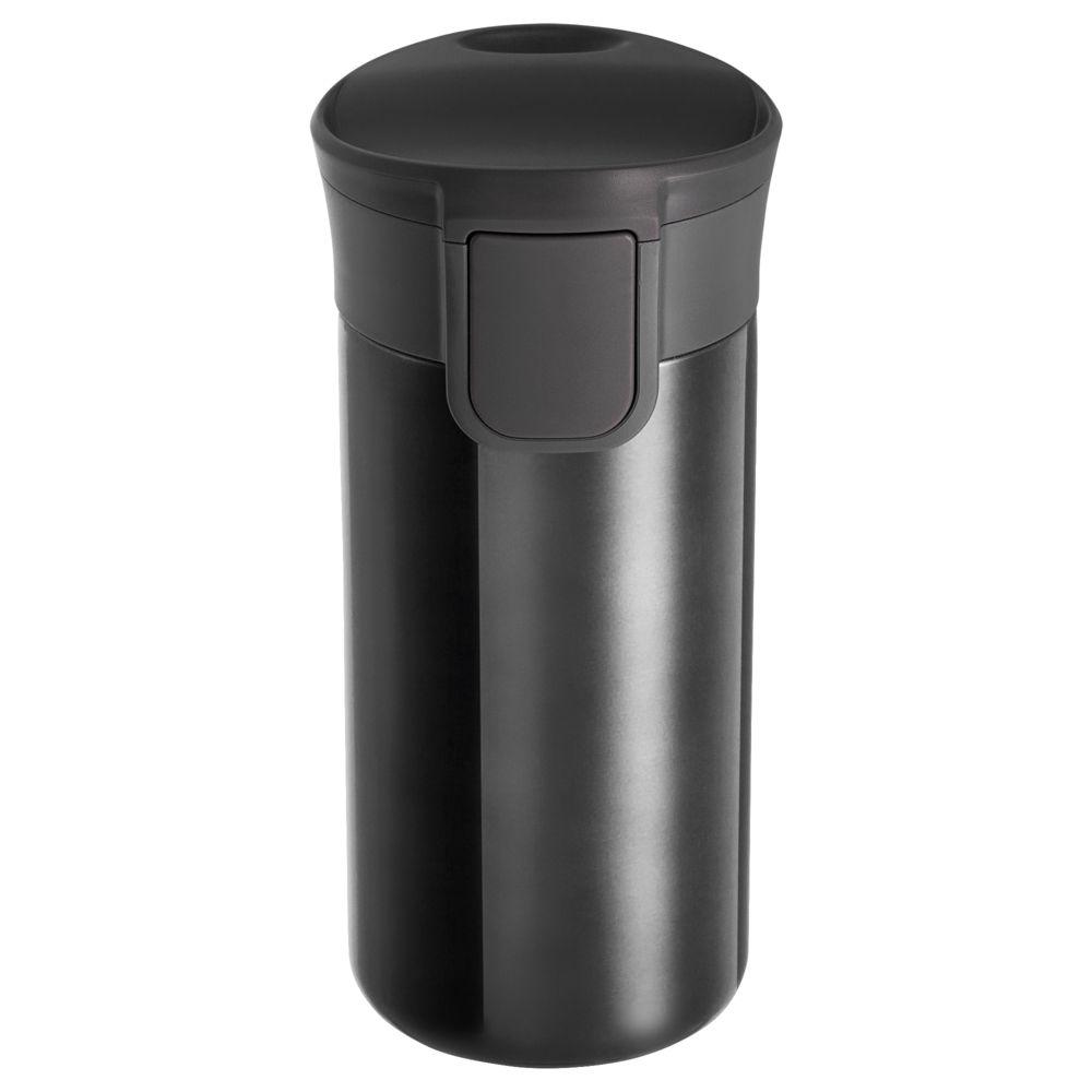 Термостакан Tralee, черный термостакан diva сup белый