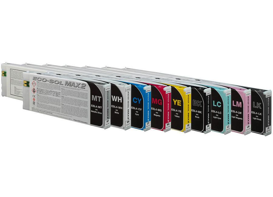 ECO-SOl MAX2 Grau 220 мл (ESL4-LK) oem carriage board w701987010 for roland re 640 ra 640 printer