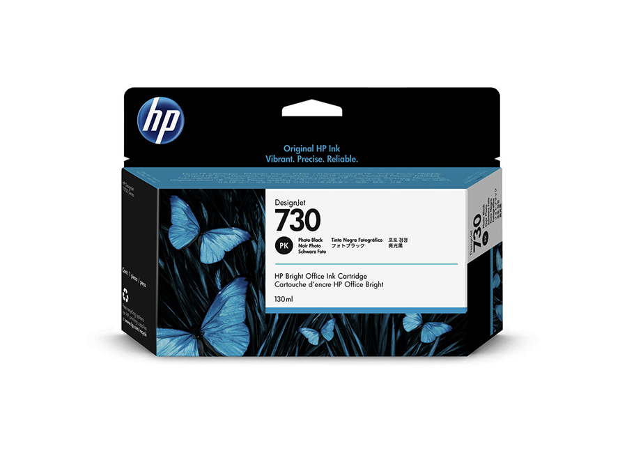HP DesignJet 730 Photo Black 130 мл (P2V67A)