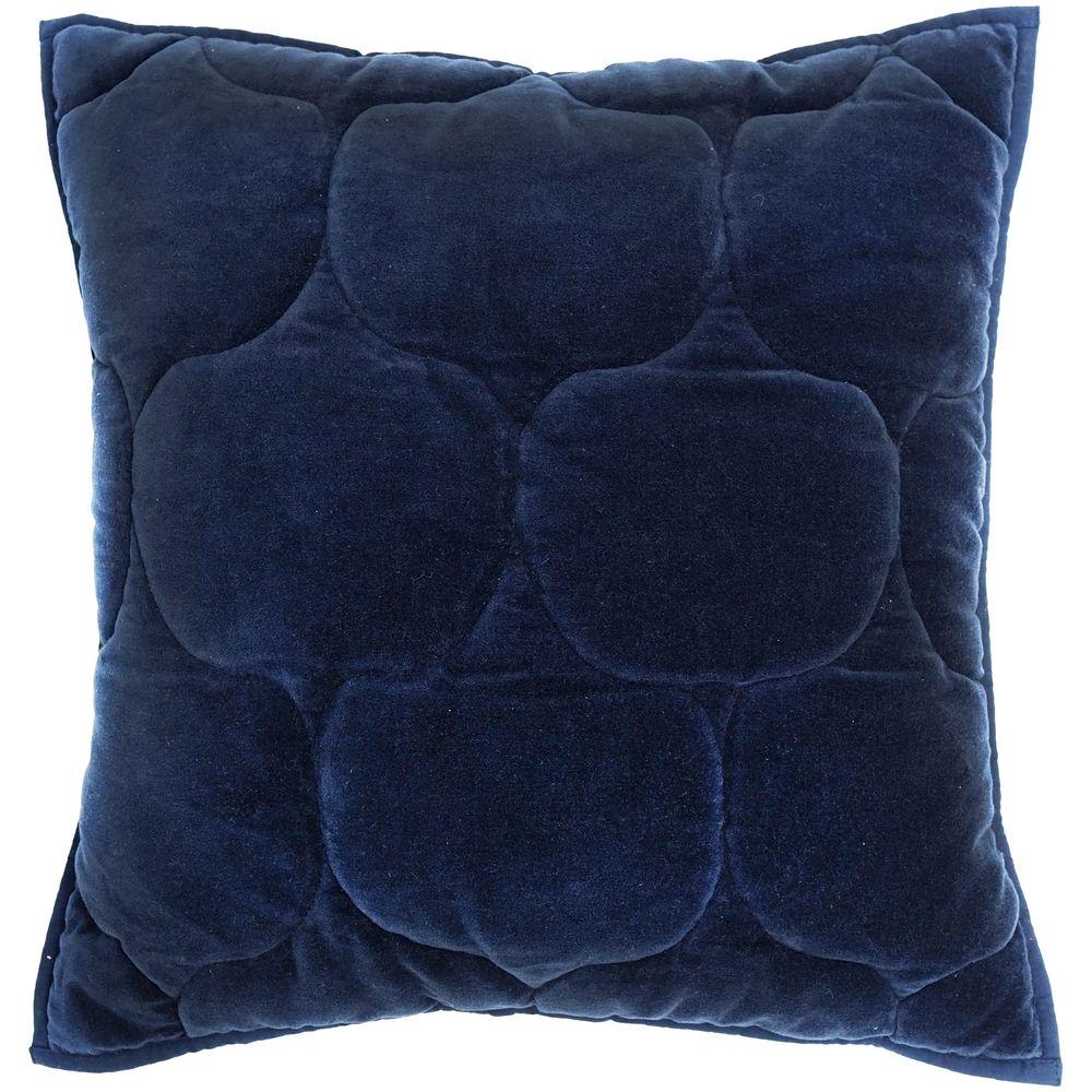 Чехол на подушку «Хвойное утро», квадратный, темно-синий темно синий стиль pu кожаный бумажник держателя карты откидная крышка чехол дляsamsung a510