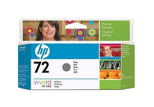 HP Vivera 72 Gray 130 мл (C9374A) hot sales 80 printhead for hp80 print head hp for designjet 1000 1000plus 1050 1055 printer