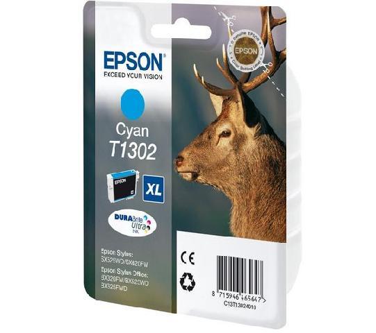 Фото - Картридж Epson C13T13024010/C13T13024012 картридж epson c13t07944010
