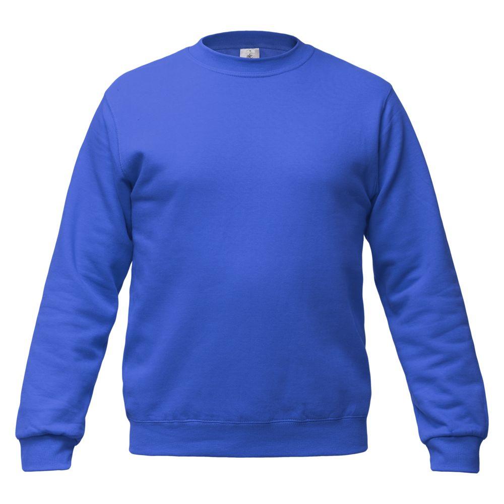 Толстовка ID.002 ярко-синяя, размер M рюкзак training id ярко синий