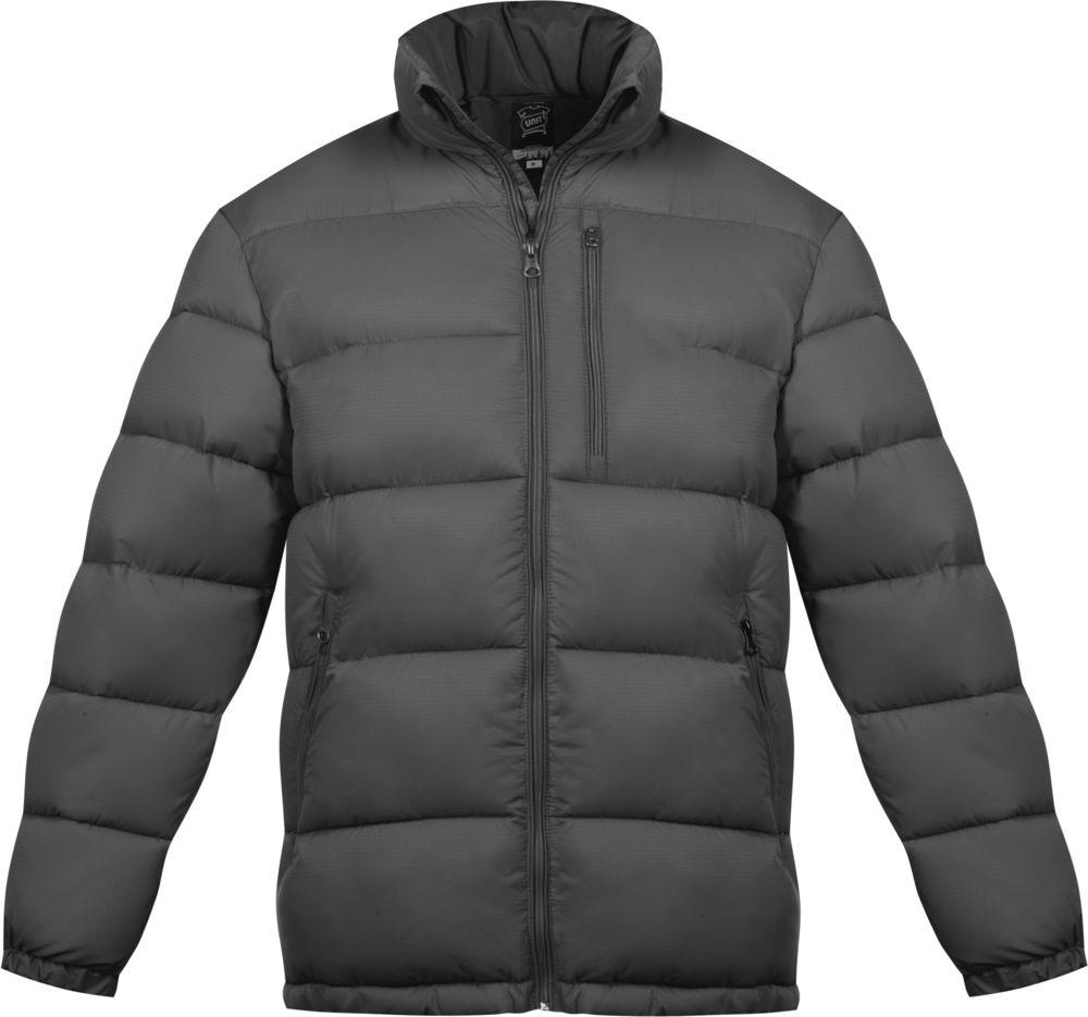 Куртка Unit Hatanga черная, размер XL куртка anta 85849918 2 xl черный 52 размер