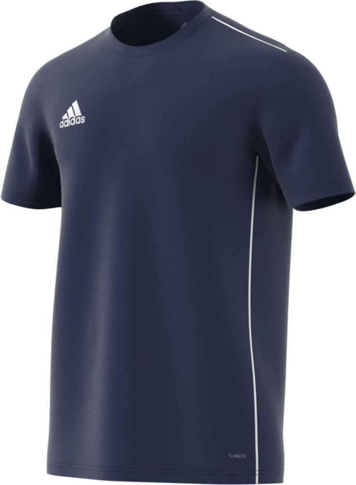 Футболка Core 18 JSY, темно-синяя, размер 3XL фото