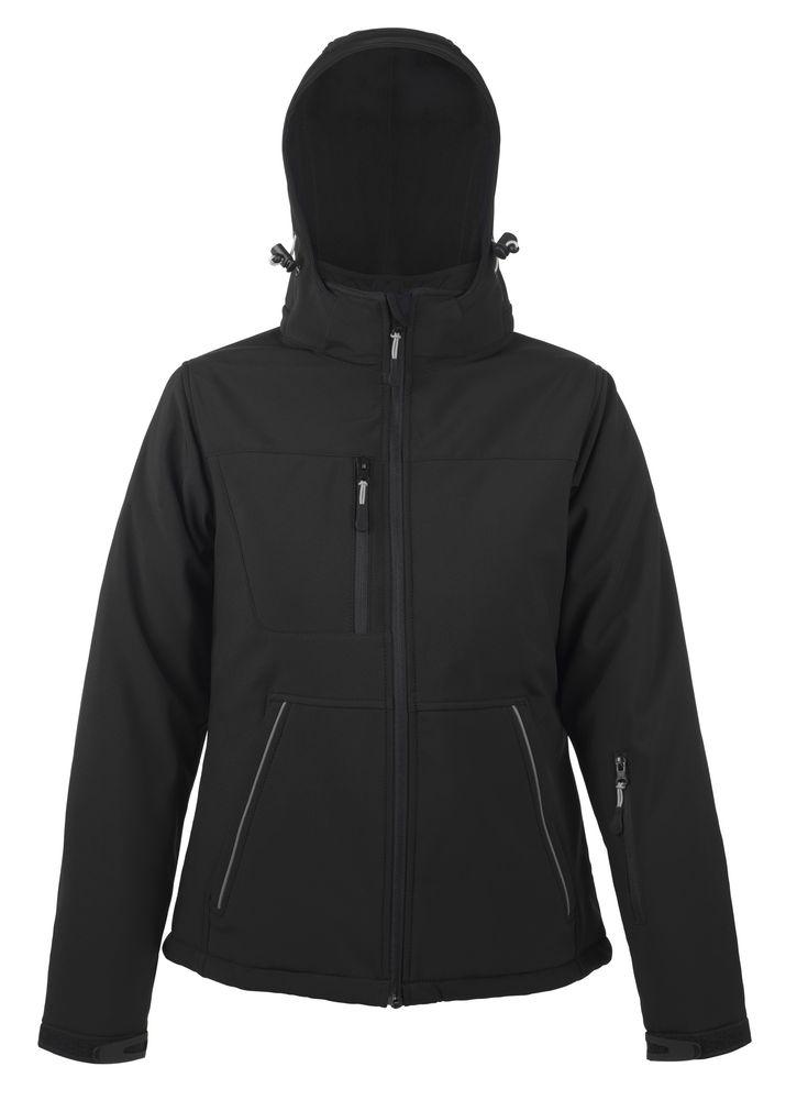 Куртка женская Rock Women, черная, размер S