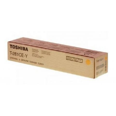 Тонер Toshiba T-281C-EY недорого