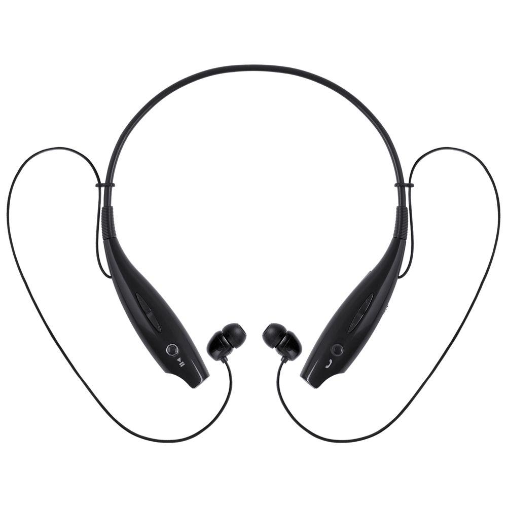 Фото - Bluetooth наушники stereoBand, черные bluetooth