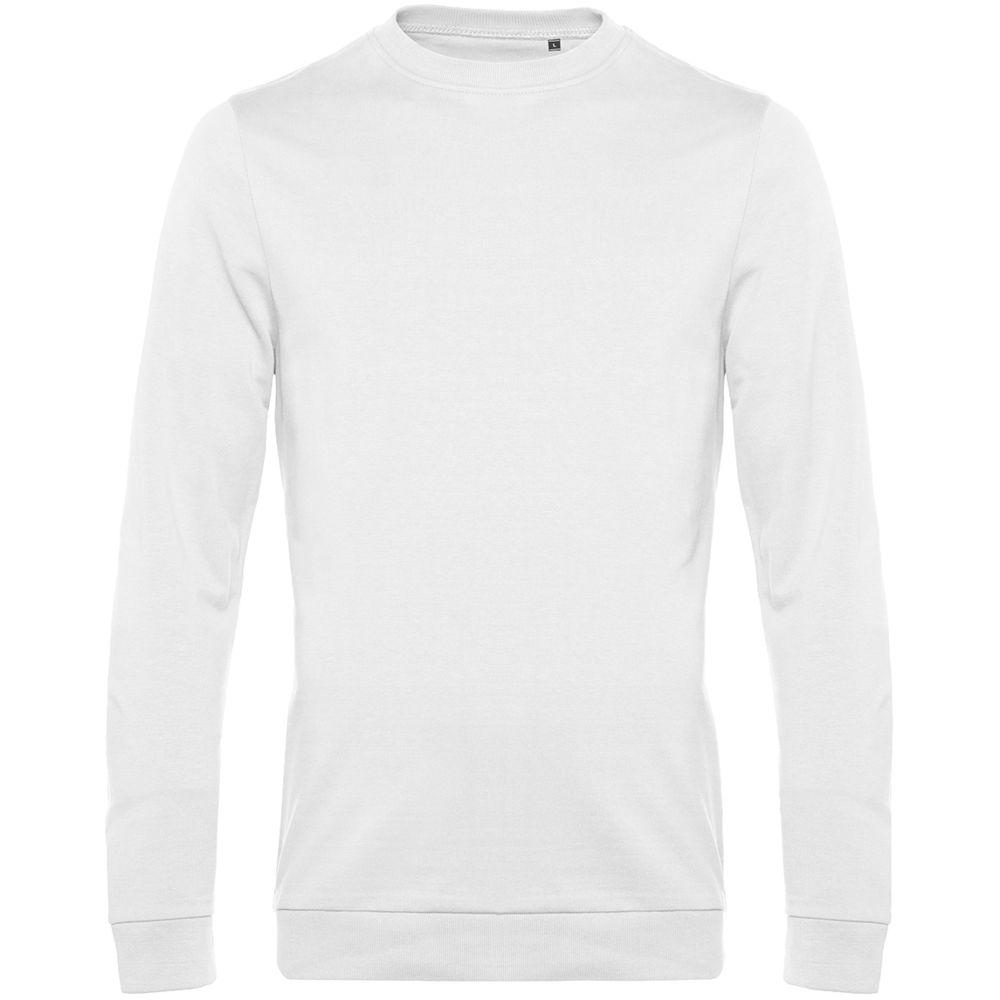 Фото - Свитшот унисекс Set In, белый, размер 4XL халат vistyle размер 4xl черный белый