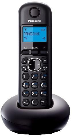 Фото - KX-TGB210RUB проводной и dect телефон foreign products vtech ds6671 3
