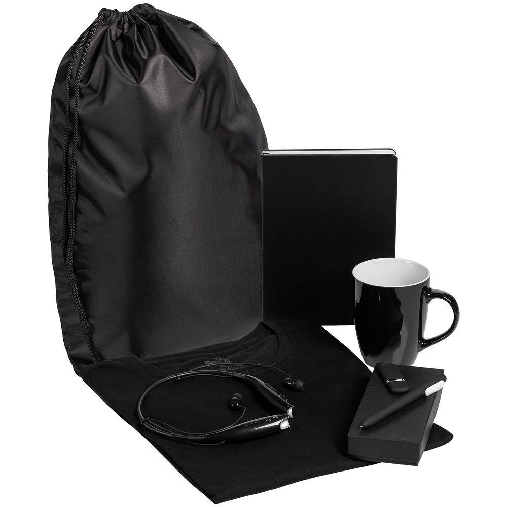 Набор Welcome Kit, черный, размер S