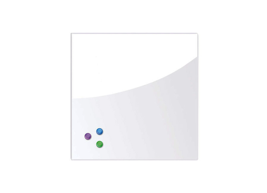 45x45 см, белая, 3 магнита (236735)