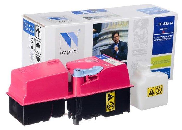 Картридж NV Print TK-825M фото
