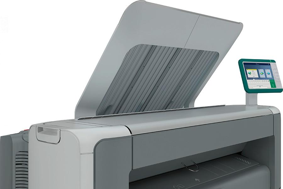 Фото - Верхняя крышка плоттера Oce Top Cover (1502C003) для Oce PlotWave 345/365/450/550 liqui moly top tec atf 1200 для акпп 5л