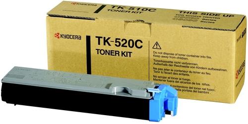 Тонер-картридж Kyocera TK-520C фото