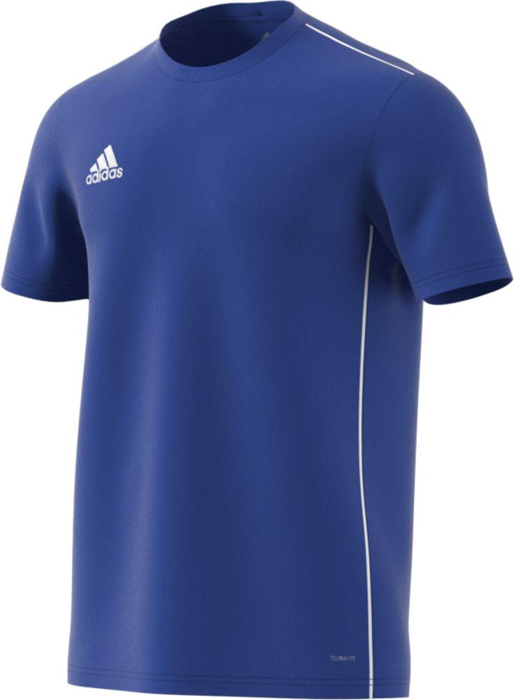 Футболка Core 18 JSY, синяя, размер L фото
