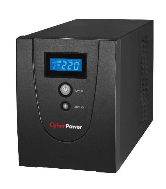 Источник БП UPS Line-Interactive CyberPower VALUE1200EILCD фото