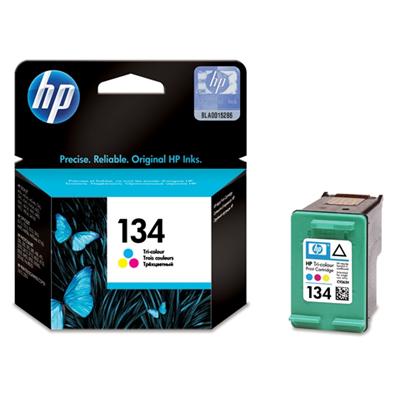 Картридж HP 134 C9363HE цена